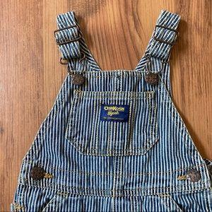 Vintage Oshkosh overalls 12 months